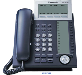 panasonic kx nt366 user manual